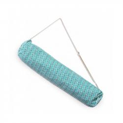 Baya - Housse de tapis Bleue