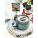 Ik hou van warme chocolademelk - Fairtrade Organic Dark Chocolate 35g - BOVETTI