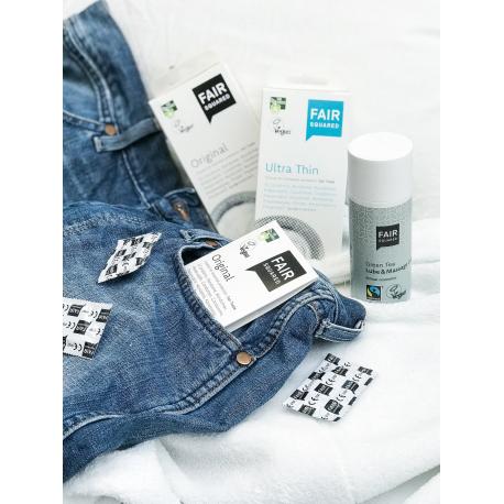 Fair Squared - Ultrathin, 10 condoms