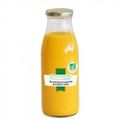 CONSERVERIE DES SAVEURS - Wortel & Boternoot Soep met Kerrie Biologisch 480G
