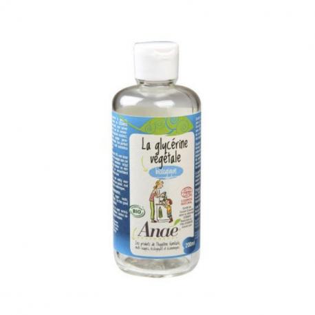 Anaé - Glycérine Végétale Bio 200ml