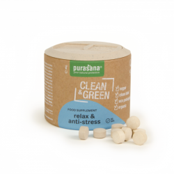 Purasana - Relax & Antistress 60 tabletten