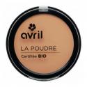 Compact Powder Goud Organic 7g