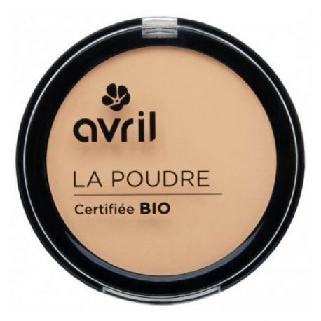 Avril - Poudre compacte Claire Bio