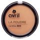April - Bronzing Powder Gold Caramel (Organic)