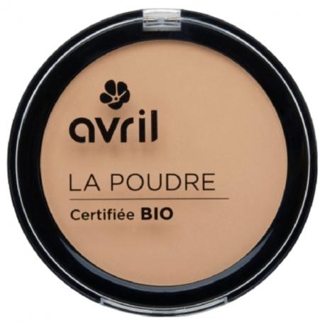 Avril - Poudre compacte Nude Bio
