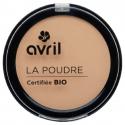 Avril - Poudre compacte Nude Bio 7gr