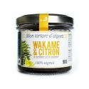 Marinoe - Tartare d'algues Wakame & citron Bio 90g