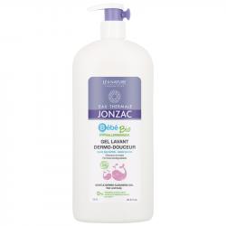 Jonzac bébé - Gel lavant dermo-douceur bio 1L