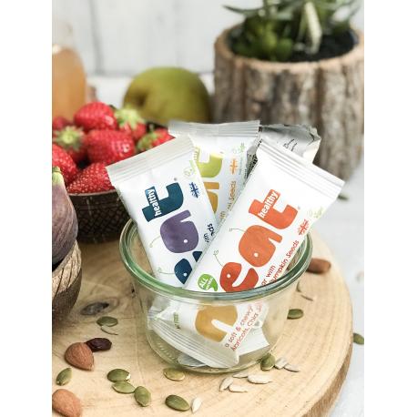 N'eat Healthy Bosvruchten & Quinoa Vrucht Bar 45g,Bars