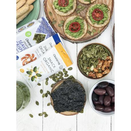 Geroosterde Nori blaadjes (5gr),Snacks en crackers