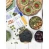 Feuilles de Nori toastées (5gr), CLEARSPRING, Snacks et crackers