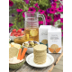 Biscuits d'avoine algues & poivre 200g, CLEARSPRING, Snacks et