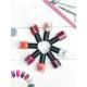 April - Marsala nail polish