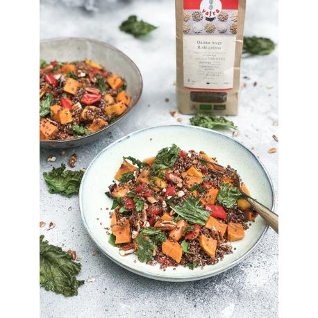 Rode quinoa 500g,Granen