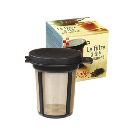 Ah table - Permanent Tea Filters 1x