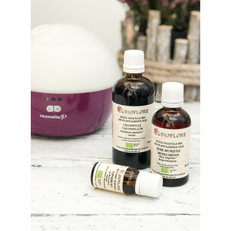 Bioflore - Huile Essentielle de lavande fine sauvage Bio 10ml
