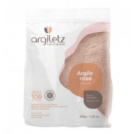 Argiletz - Argile rose ultra ventilée 200g