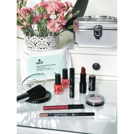 Avril - Organic Pencil Lipstick True Red