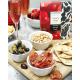 Chips de tomates et basilic 20g,Snacks en crackers