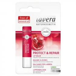 Lavera Baume pour les lèvres repair grenade & noix du brésil 4.5g