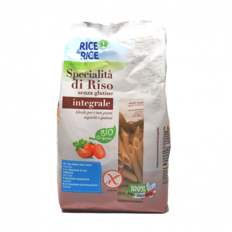 Penne van volkoren rijst 100% 250g,Pasta