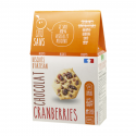 Biscuit Cranberries & Chocolat Bio 100g