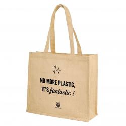Kazidomi - Sac en JuteNo more plastic