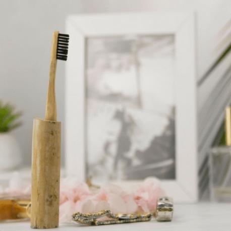 Brosse à dents en Bambou - Biodégradable - Charles Germain