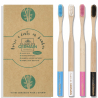 Bamboo Toothbrush - Biodegradable - Charles Germain