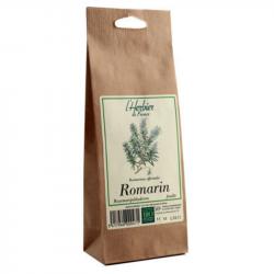 Bladeren van rozemarijn - biologisch - L'herbier de France - 50g