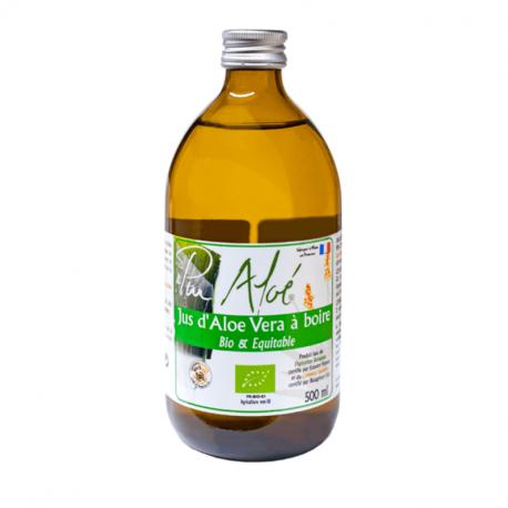 Pur'Aloe - Aloe Vera juice to drink (500ml) Bio