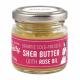 Beurre de karité rose pressé à froid 60g,Soins corps