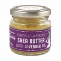 Zoya Goes Pretty - Koudgeperste sheaboter lavendel 60g