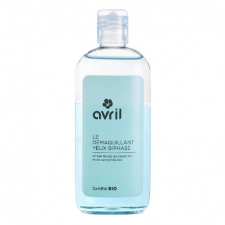 Avril - two-phase eye makeup remover 150ml Organic