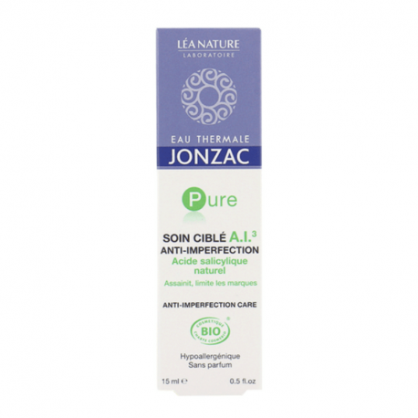 Jonzac Pure Soin ciblé anti-imperfections 150ml - Bio