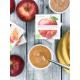 Appel/aardbeien compote 2x100g,Compote en yoghurt