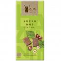 Chocolat Vegan aux Supernuts Bio 80g
