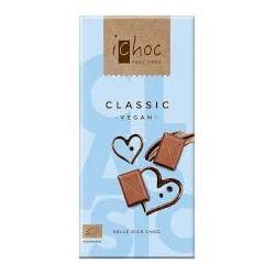 iChoc - Chocolat Vegan 'Le Classique' Bio 80g