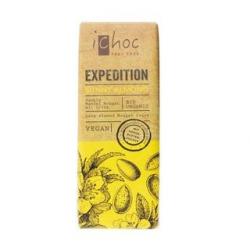 iChoc - Chocolat Vegan 'Sunny Almond' Bio 50g