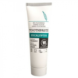Dentifrice eucalyptus 75 ml, Urtekram, Soins dentaires