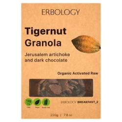Erbology - Granola Noix Tigrées & Topinambour Bio 220g