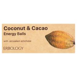 Erbology - Boule d'Énergie Coco Cacao Bio 40g