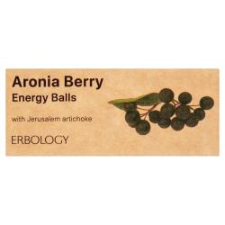 Erbology - Boule d'Énergie Baies d'Aronia 40g