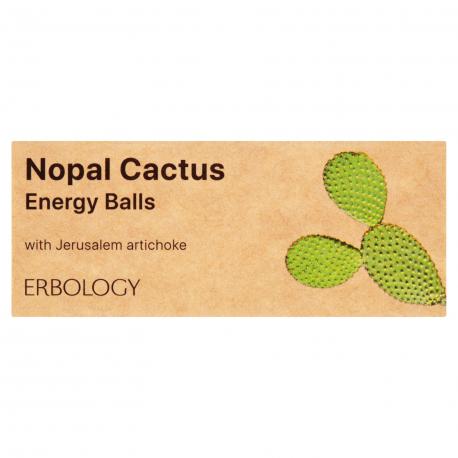 Erbology - Boule d'Énergie Nopal Cactus 40g