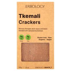 Erbology - Crackers Tkemali 50g
