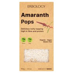 Erbology - Graines d'Amarante Sautées 100g