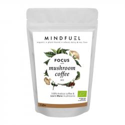Mindfuel - Verbeterde Koffie met Paddenstoelen 'Focus' 80g