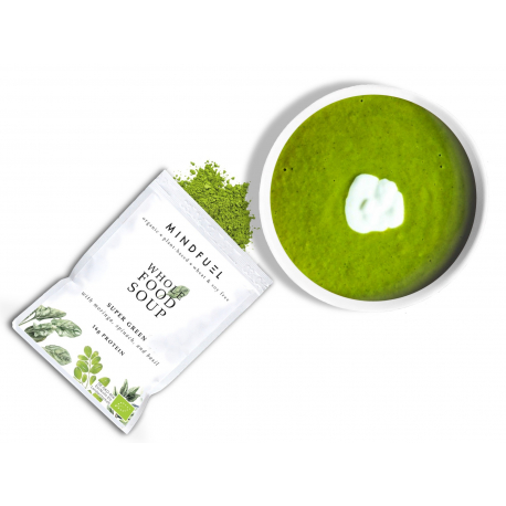 Mindfuel - Whole Food Super Green Soup 44g