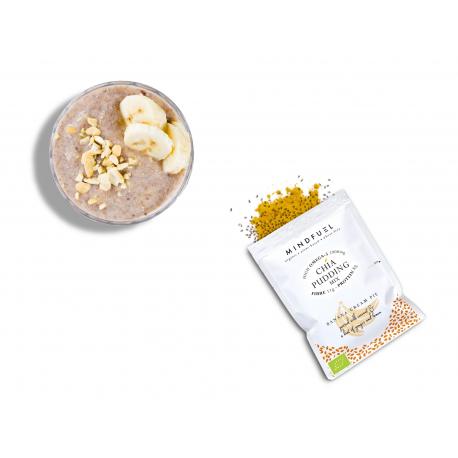 Mindfuel - Chia Pudding Banana Cream Pie 50g